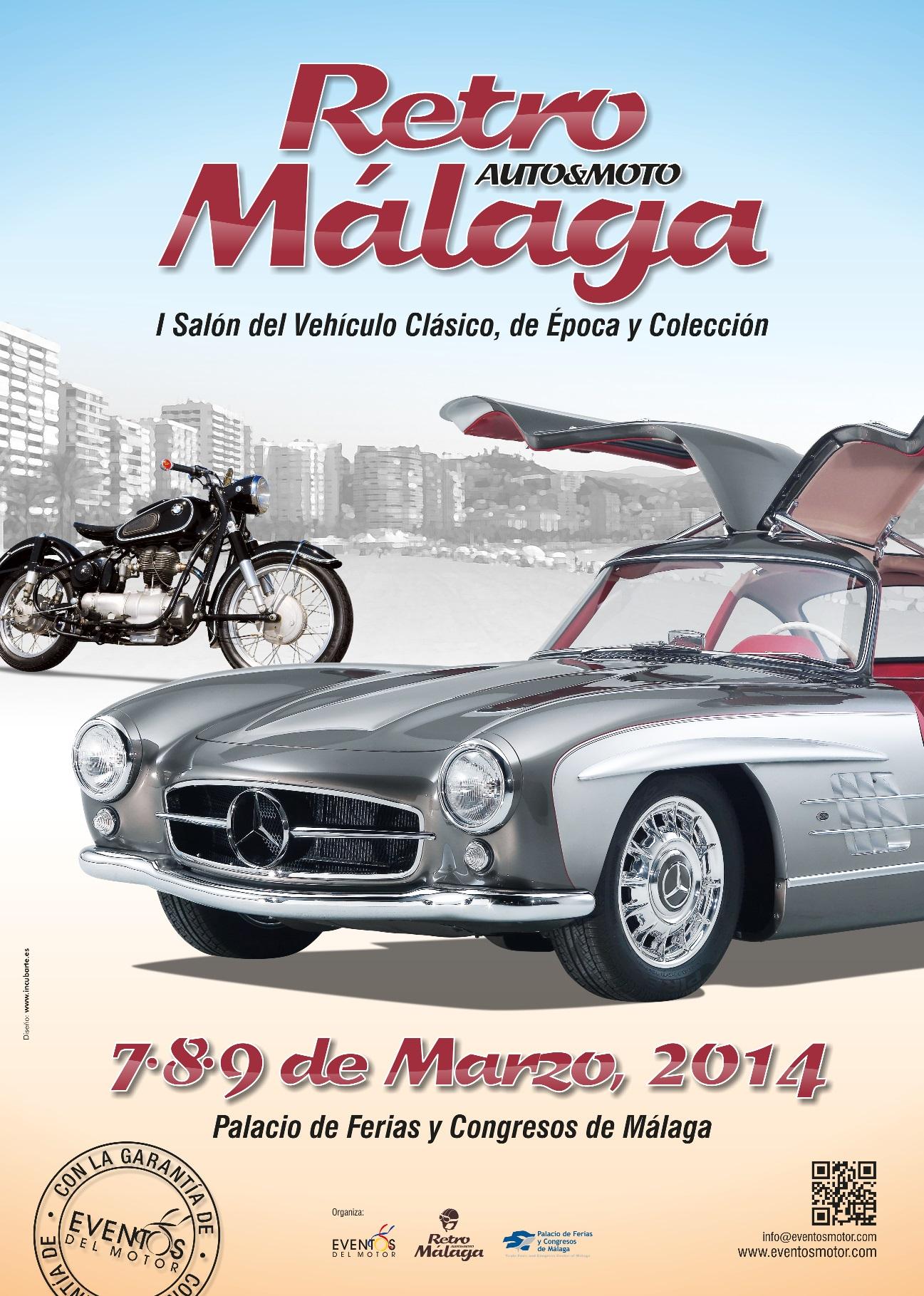 Automovil Retro Malaga