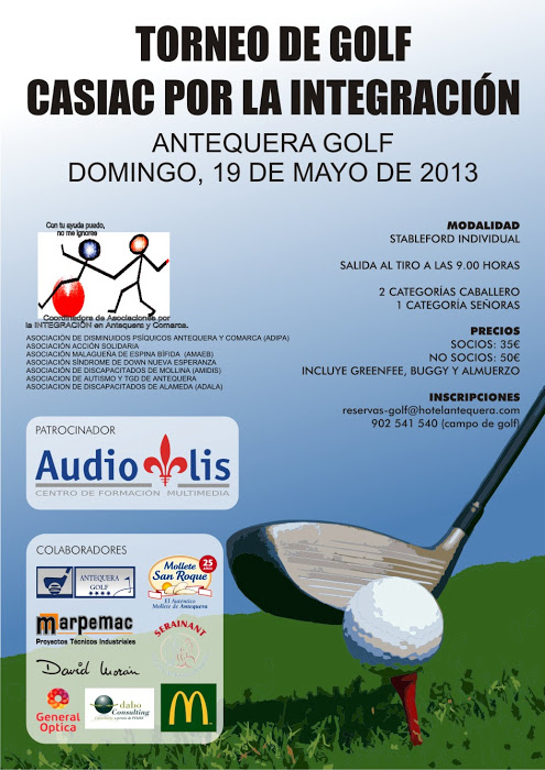 Torneo de Golf Casiac